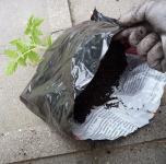Sodinimas į maišą
